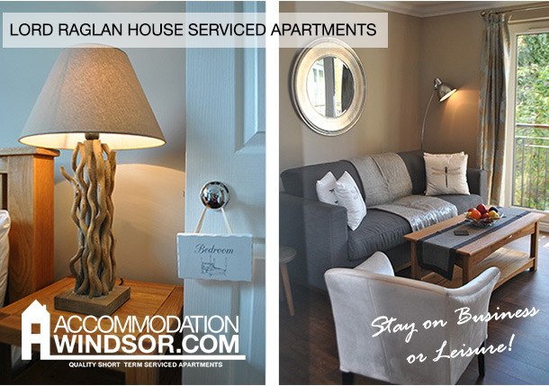 Lord Raglan House: Serviced Apartments Windsor