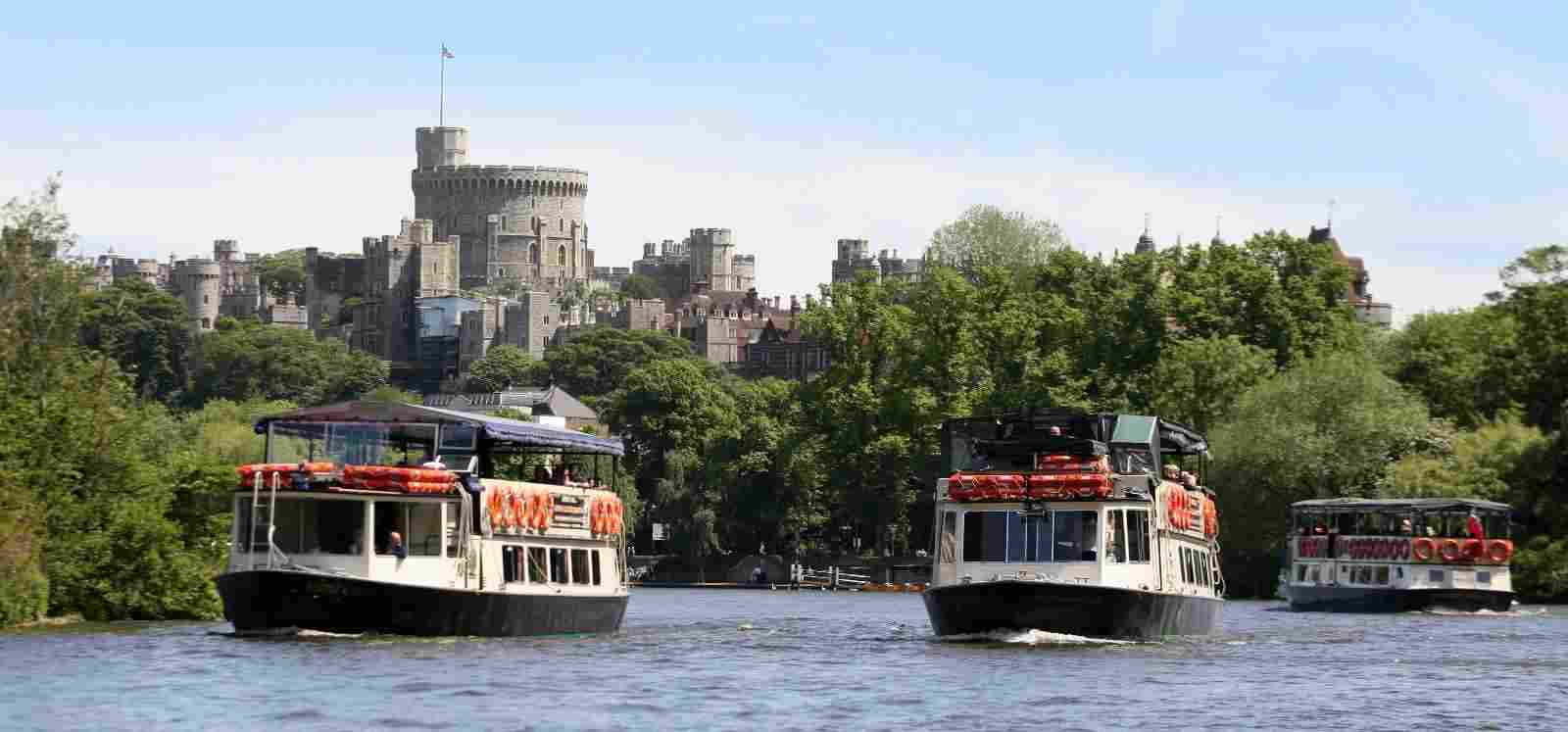 French Brothers boat trips from Windsor