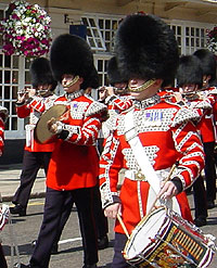 guard change at windsor