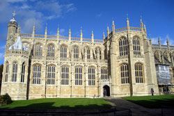 st georges chapel windsor