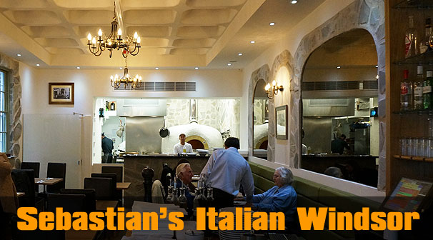 italian restaurants windsor