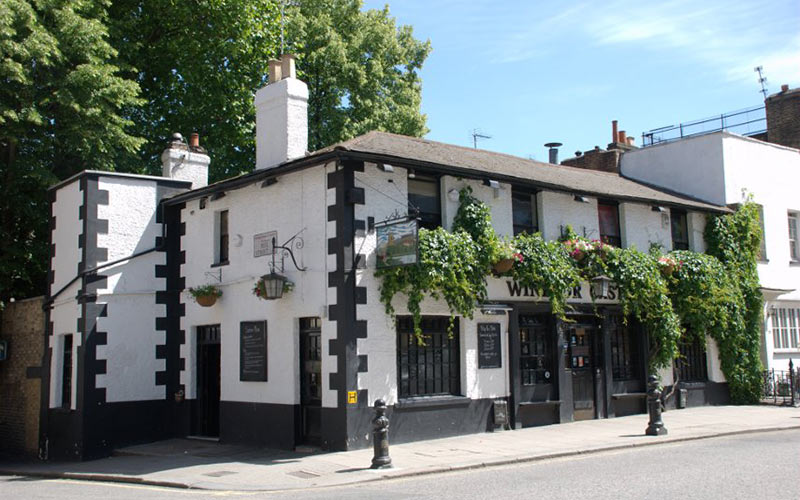 The Windsor Castle Pub Windsor Berkshire Where to Eat and Drink