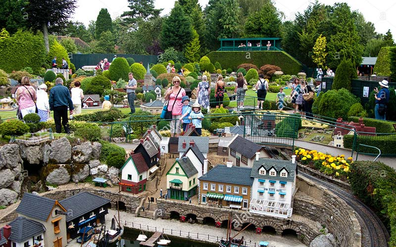 Bekonscot-Model-Village-Beaconsfield-Buckinghamshire