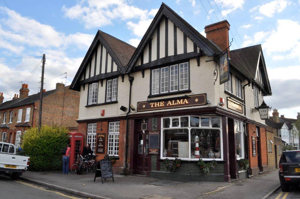 The Alma Public House Windsor
