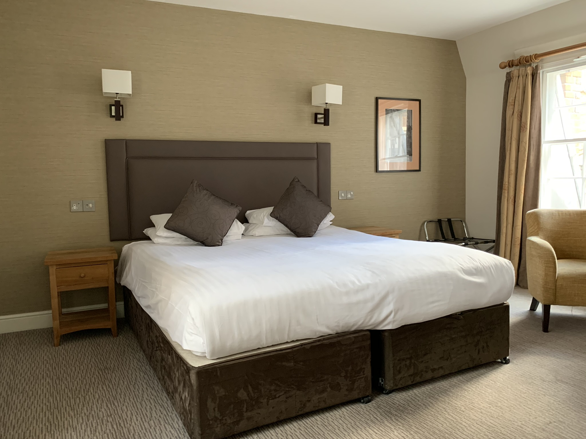 Budget Hotel Windsor, Goswell House