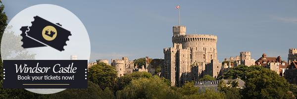 Buy Windsor Castle Tickets