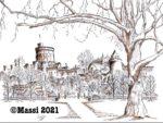 Windsor Castle - available as a framed print
